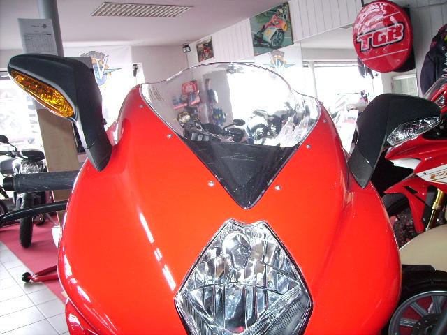 ... trasparenti indicatore di direzione anteriore MV Agusta F3 675,  eBay